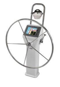Edson Vision II steering pedestal