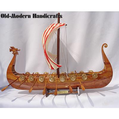 Drakkar Viking Ship at Go2marine