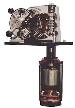 Lighthouse Windlass Cutaway